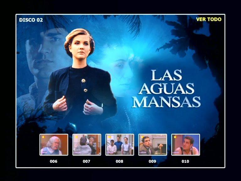 Тихие воды /Las aguas mansas - Страница 4 486943df2cbb