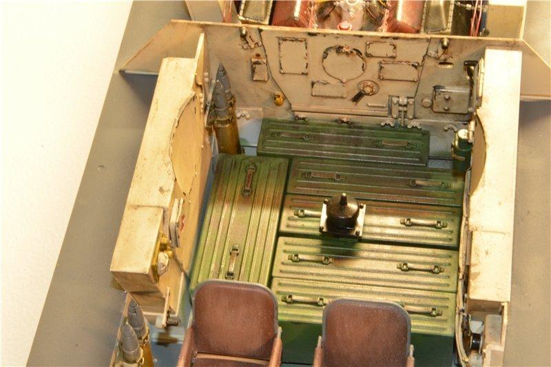 Т-34/85 model 1944г. Factory №. 174 маштаб 1/16 Trumpeter 63f73f7737b4