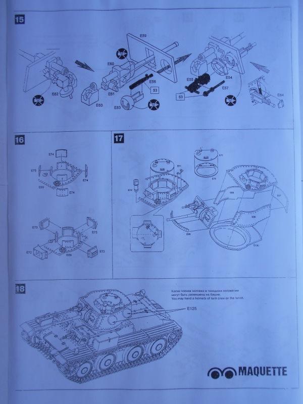 Обзор German Pz.Kpfw 38-t Ausf A-D (MSD №3542) 2cae1c4867b3