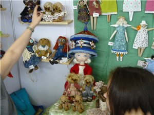 Время кукол № 6 Международная выставка авторских кукол и мишек Тедди в Санкт-Петербурге - Страница 2 0ac6d91ceda7t