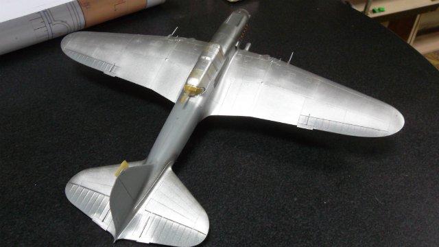 Ил-2, масштаб 1/48, (Tamiya 61113). 1b8f57a9aff3