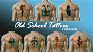 Татуировки - Страница 14 03687d1d8463