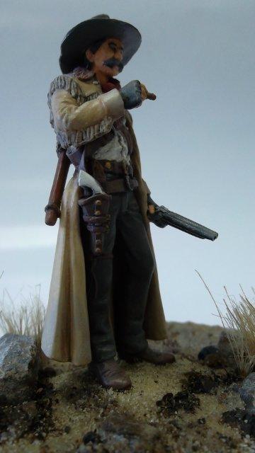 Wyatt Earp / Tombstone, 54мм, (подарок брату). Eec95377bb87