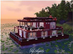 Плавучие, прибрежные дома - Страница 4 0919a91a4c6e