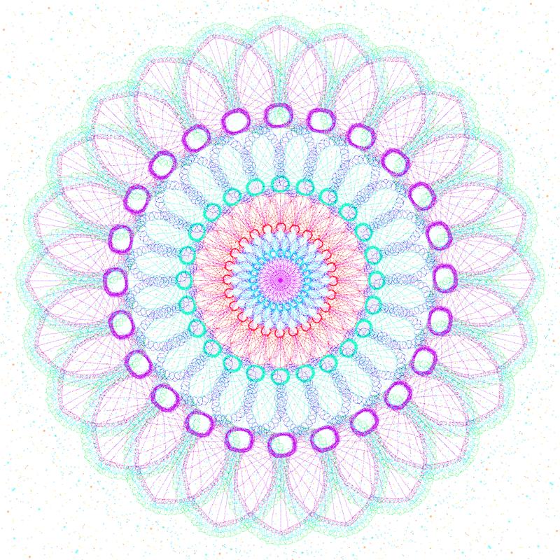 Мандалы для коллективных медитаций а так-же для индивидуального назначения. D5c9bb366453