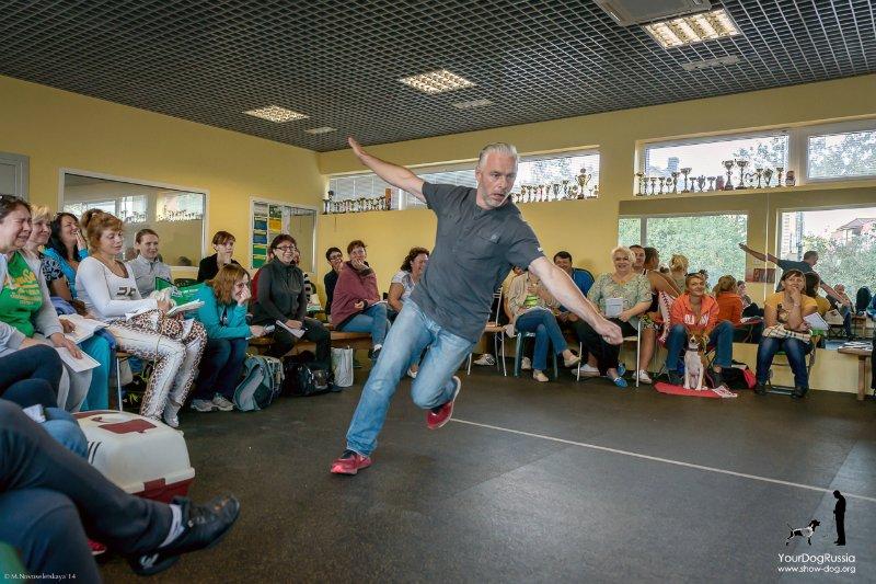 Джерард О'Ши - семинары по хендлингу и ринговой дрессировке в России - Страница 2 F48df8fecfca