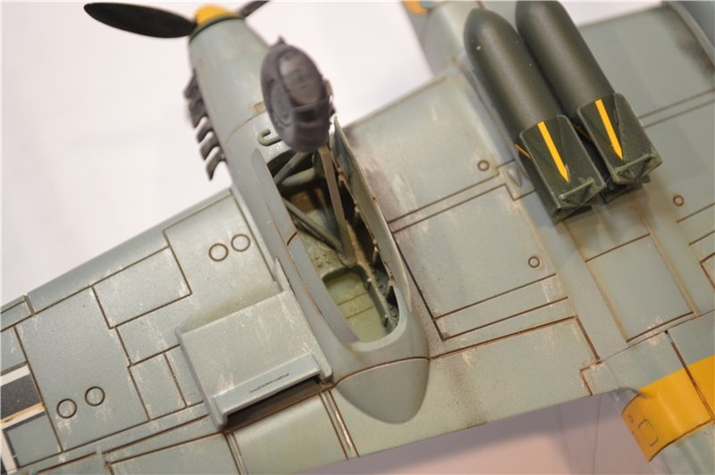 Bf-110 C-4/B (Airfix)  1/72 F5fae4a0ee72
