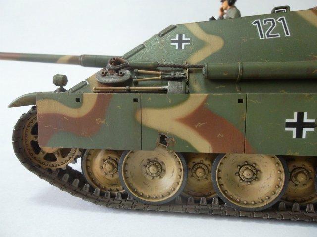 Jagdpanther, 1/35, («Tamiya» 35203). - Страница 2 77a2d9a1fa41