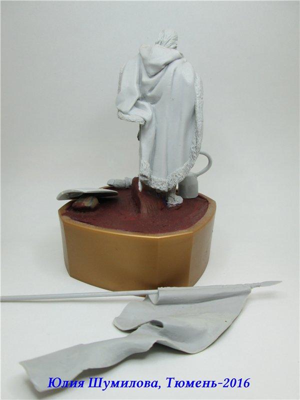 Великий Магистр Тевтонского ордена, 14в.. На Конкурс по росписи миниатюры. A577779671b5