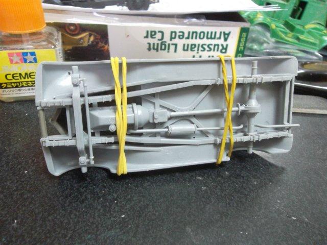 Бронеавтомобиль ФАИ-М, 1/35, (MSD 3562). Ad4b1ee839ae