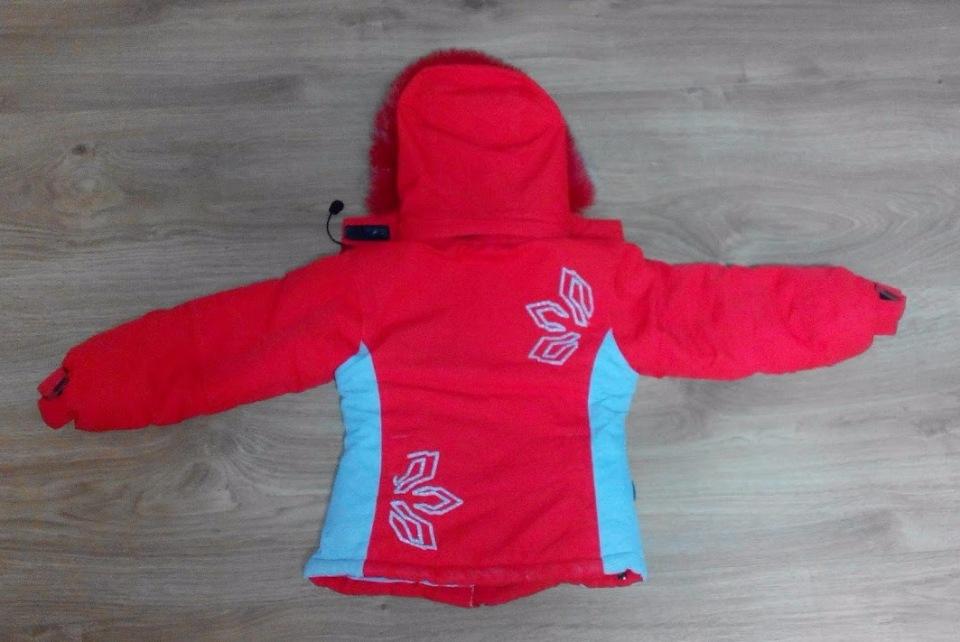 Зимний термокомбинезон куртка+штаны Scorpian для девочки 104 размер B5721c77b377