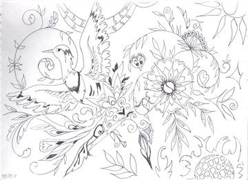 Рисунки ручкой 199c949d8d25t