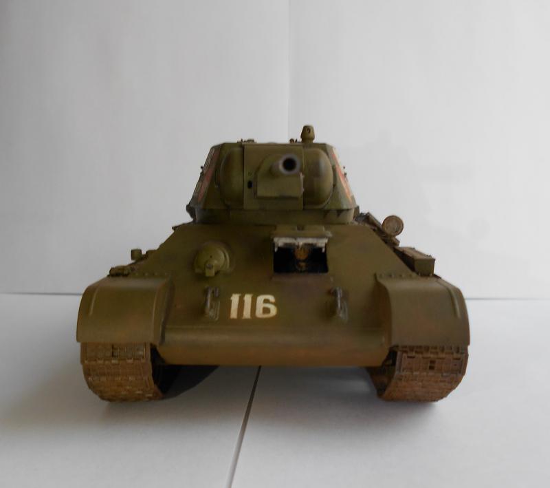 Т-34/76 выпуск начала 1943г 1/35 (Моделист №303529) - Страница 2 Df3543b059fa
