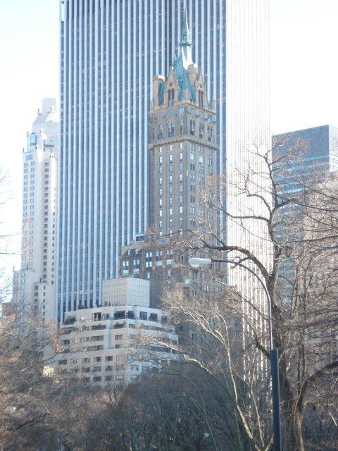 Нью-Йорк. День поголовного сумашедствия. День святого Патрика 21beb17661ee