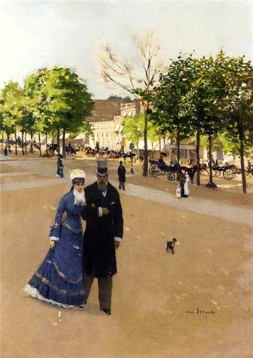 Жан Беро (1848-1935) 5d4c847dde80t