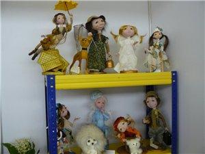 Время кукол № 6 Международная выставка авторских кукол и мишек Тедди в Санкт-Петербурге - Страница 2 473610412d0et