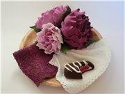Цветы ручной работы из полимерной глины - Страница 5 7c8c070e1422t