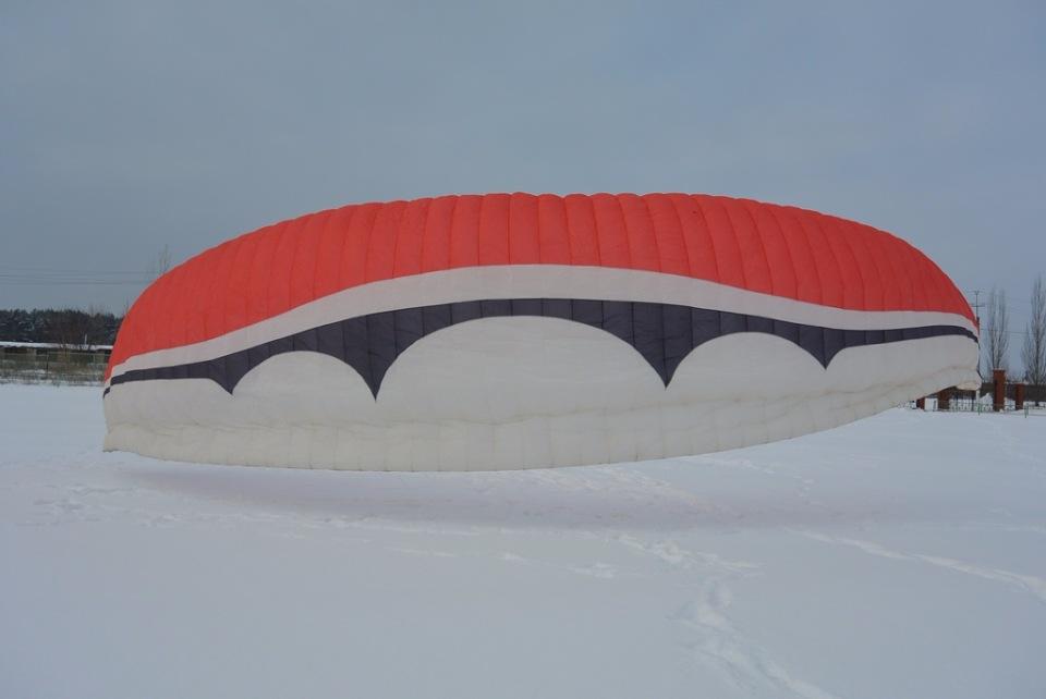 Параплан тандем для полетов вдвоем  AMIGA A11e96d36705
