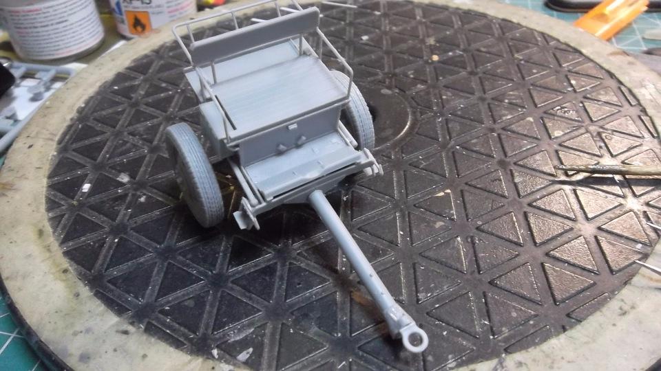 Советский артиллерийский передок 52-Р-353M обр.1942 г., 1/35, (MiniArt 35115). C7ba8314b6b5