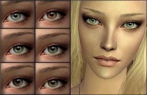 Глаза F0aa0154f8b7