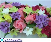 Цветы ручной работы из полимерной глины - Страница 3 86dc95b339d1t