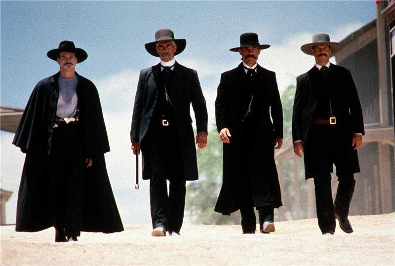 Wyatt Earp / Tombstone, 54мм, (подарок брату). 2bb5037ae8a8