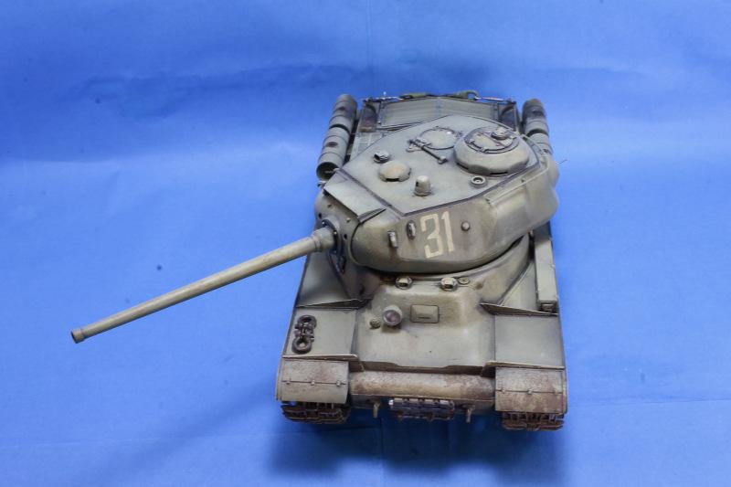 ИС-1 тяжелый танк СССР 1/35 Trumpeter 05587 A479993540a5