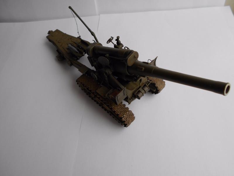 Советская 203-мм гаубица Б-4 1/35 (Alan №3522) - Страница 2 D0975c2d03a9