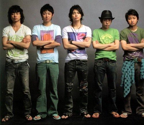 ARASHI. Радужные мальчики - 2 - Страница 15 7418ee64c924