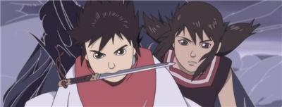 Онигамиден / Легенда о Боге Они / Onigamiden / Legend of the Millennium Dragon / 鬼神伝 (2011 г. Полнометражный) 827e30b68669