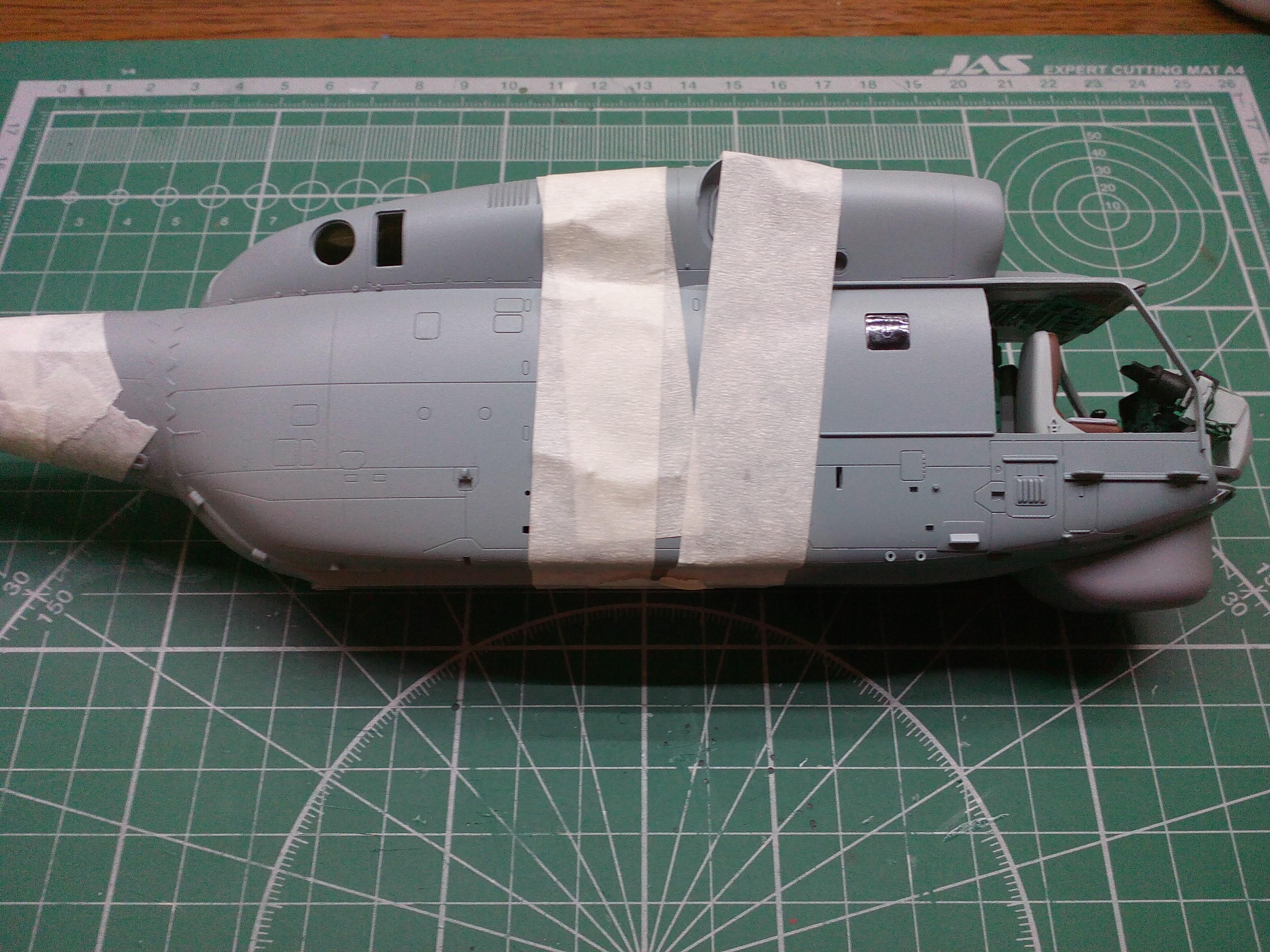 Ка-27ПЛ 1/48 HOBBYBOSS - Страница 2 F5c312e0aee6