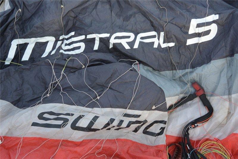 Параплан MISTRAL 5 производитель SWING (GERMANY) 2008г/в F65dd351caea