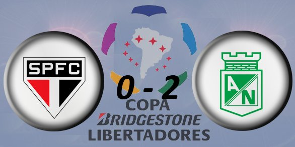 Кубок Либертадорес 2016 - Страница 2 742d84bb2b64