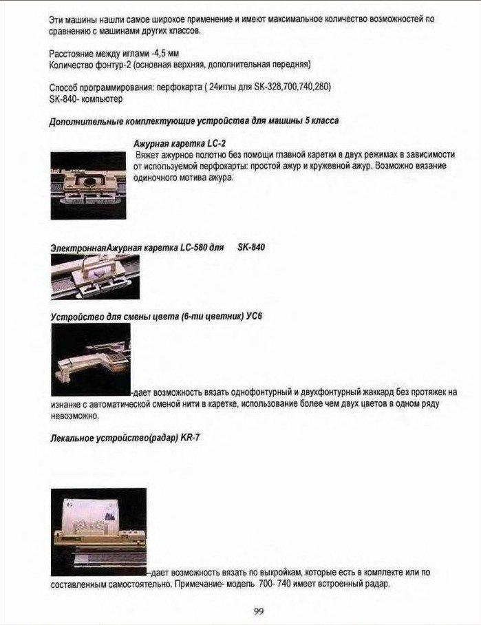 Начальный курс по обучению вязания на вязальной машине SILVER REED   - Страница 2 3a61970eeb89