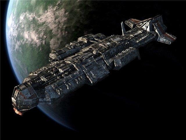 Космический корабль :) 2bd07890e07a