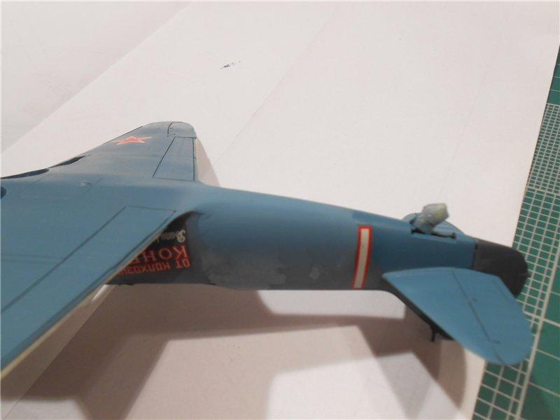 Ла-5 ФН (Звезда) 1/48 D759f80743bb