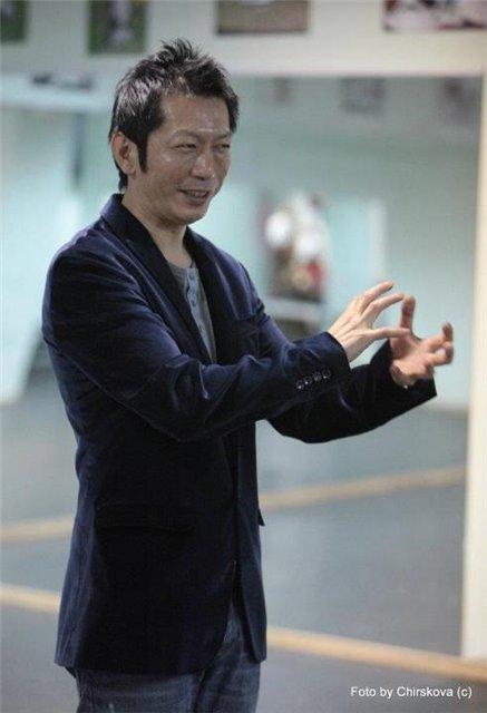Профессиональный мастер-класс по хендленгу Тошинори Омура 58b65723c4a9