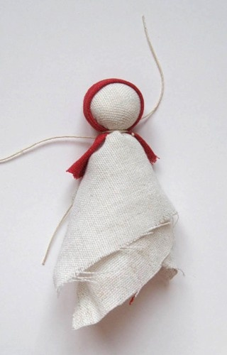 Кукла-оберег подорожница 9ebfa2104205