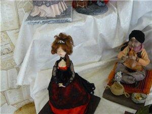 Время кукол № 6 Международная выставка авторских кукол и мишек Тедди в Санкт-Петербурге - Страница 2 59426e314676t