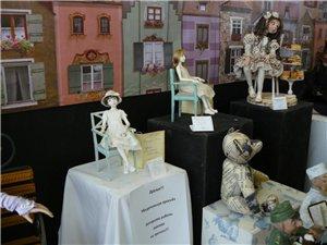 Время кукол № 6 Международная выставка авторских кукол и мишек Тедди в Санкт-Петербурге - Страница 2 401060f5ff95t
