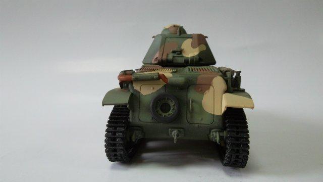 Renault R-35, 1/35, (Heller 81133). Ba4f31093f4c