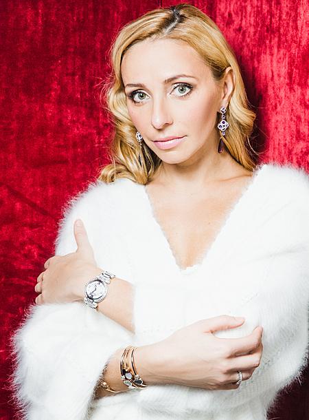 Татьяна Навка - официальный посол бренда Chopard 0eaf50505ac4