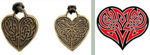 Новодел в кельтской символике: лжесимволы 8aa4a10ff303