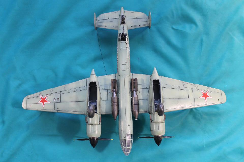 Ту-2 1/48 Xuntong 4c5aa8f1ebeb