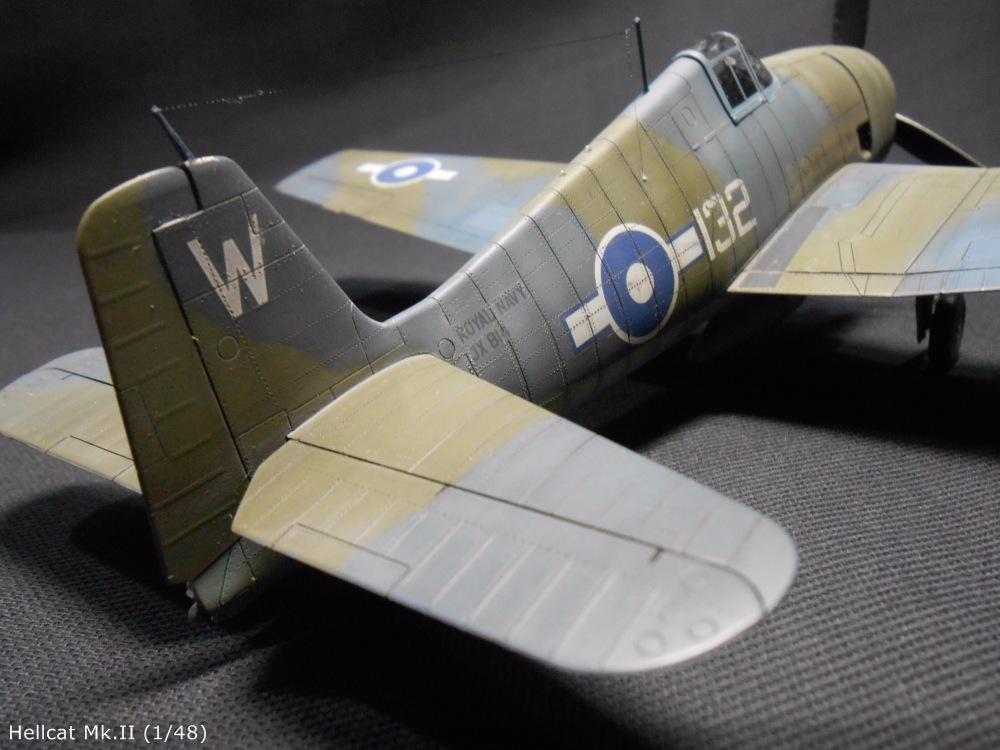 Hellcat Mk.II, Eduard (1/48) 9693f86131d8