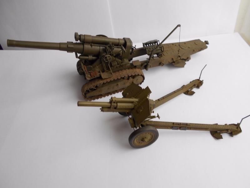 Советская 203-мм гаубица Б-4 1/35 (Alan №3522) - Страница 2 9e569fd568f2