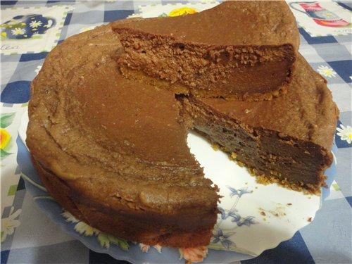 """Шоколадный пирог """"Черный бархат"""" - Страница 4 Eaaf1c396f71"""