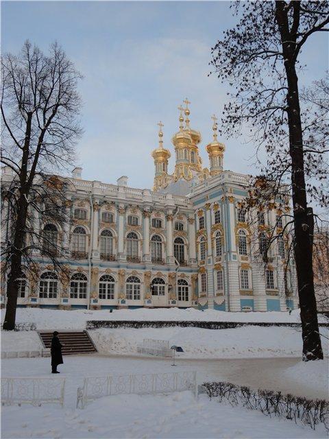 """"""" Есть городок в одном прекрасном парке...""""  ( Пушкин и Екатерининский парк ) E951369f06bb"""