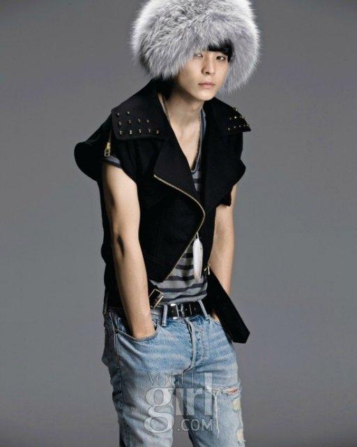 Чжу Вон / Joo Won / Чувоня )) B95b63a6780c