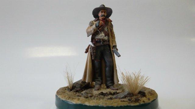 Wyatt Earp / Tombstone, 54мм, (подарок брату). 10c70e4f5c1b